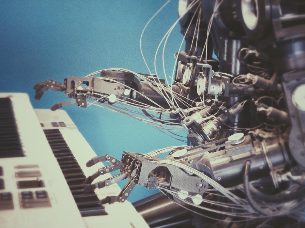 Inteligencia artificial obra derechos de autor
