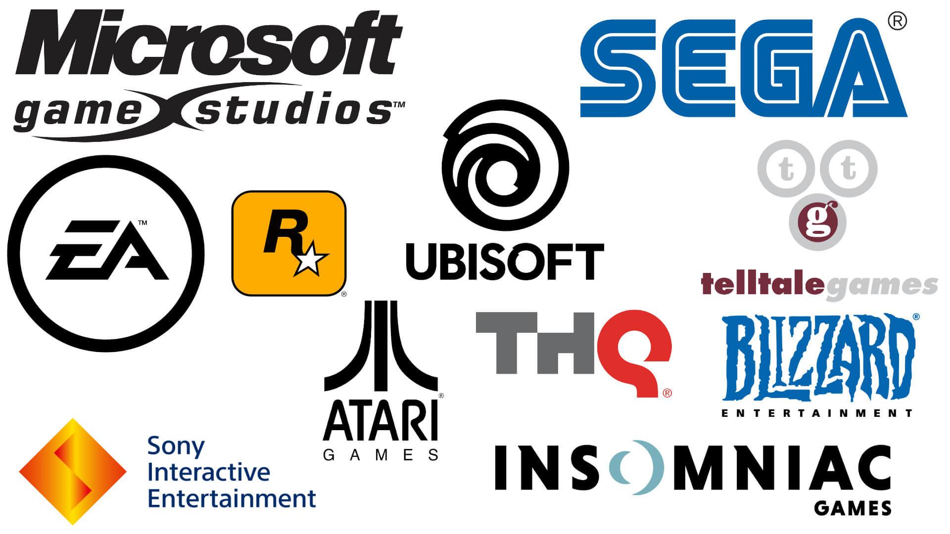 Publishers en la industria del videojuego